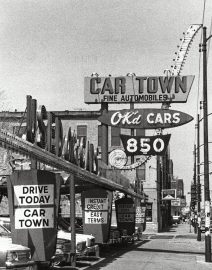 chicago ashland avenue, car town, ok cars, drive today