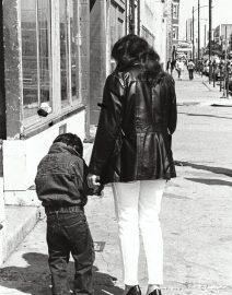 Chicago Woman & Boy