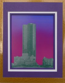 Lake Point Tower Purple